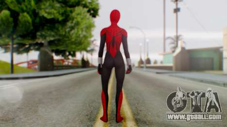 Marvel Heroes Spider-Girl for GTA San Andreas third screenshot