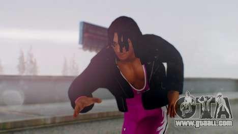 Bret Hart 2 for GTA San Andreas