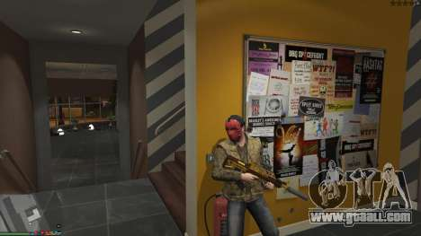 The Lifeinvader Heist for GTA 5