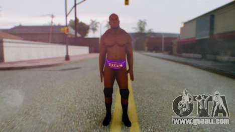 Titus ONeil for GTA San Andreas second screenshot
