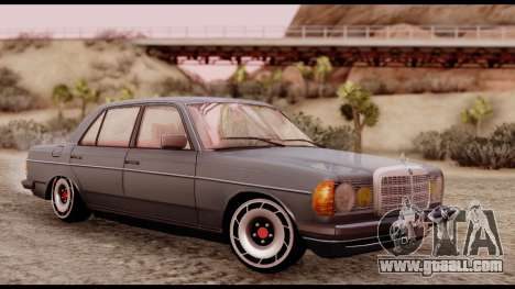 Mercedes-Benz 450SEL for GTA San Andreas