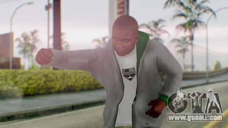 GTA 5 Franklin for GTA San Andreas