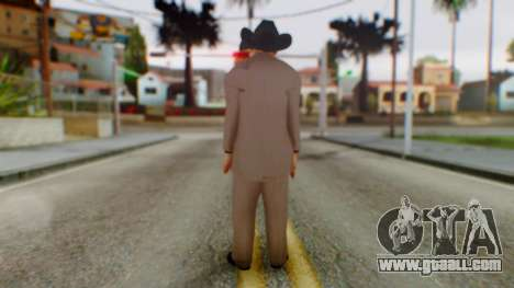 WWE Jim Ross for GTA San Andreas third screenshot