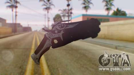 Reaper Weapon - Overwatch for GTA San Andreas second screenshot