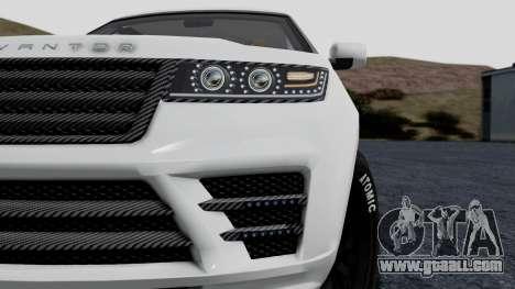 GTA 5 Gallivanter Baller LE LWB Arm IVF for GTA San Andreas right view