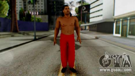 The Great Khali for GTA San Andreas second screenshot