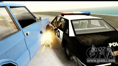 New Effects (IMFX, Shaders) for GTA San Andreas ninth screenshot