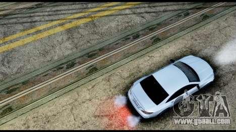New HD Roads for GTA San Andreas forth screenshot