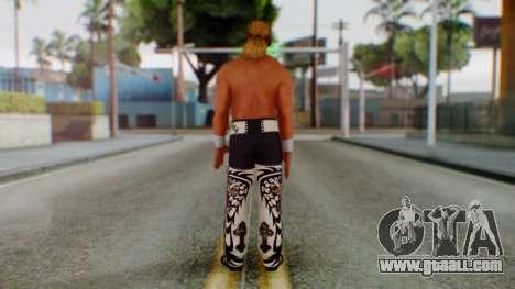 WWE HBK 3 for GTA San Andreas third screenshot