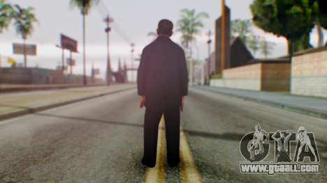 WWE Michael Cole for GTA San Andreas third screenshot