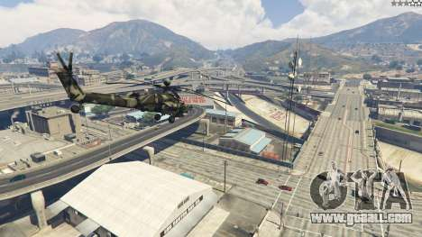 GTA 5 Mi-28 Night hunter sixth screenshot
