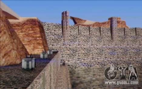 New dam for GTA San Andreas forth screenshot