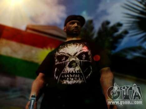 FOR-H Gangsta13 for GTA San Andreas
