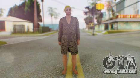 GTA Online Executives and other Criminals Skin 3 for GTA San Andreas second screenshot