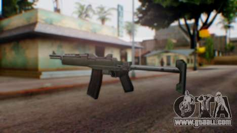 Vice City Ruger for GTA San Andreas second screenshot