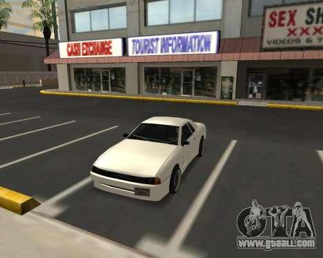 Elegy C35 for GTA San Andreas