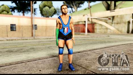 WWE Santino for GTA San Andreas second screenshot