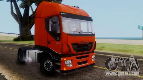 Iveco Stralis HI-WAY for GTA San Andreas
