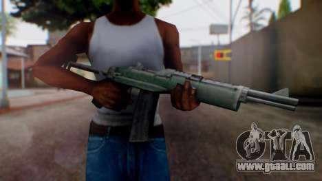 Vice City Ruger for GTA San Andreas third screenshot