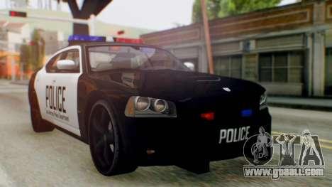 New Police LV for GTA San Andreas