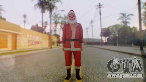 GTA Online Festive Surprise Skin 2 for GTA San Andreas second screenshot