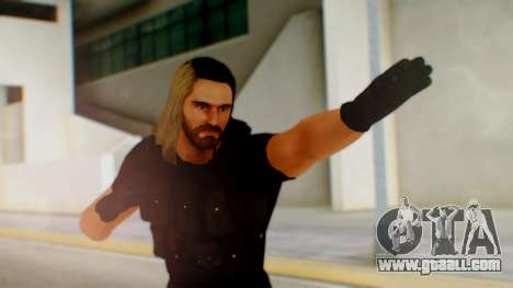 Seth Rollins for GTA San Andreas