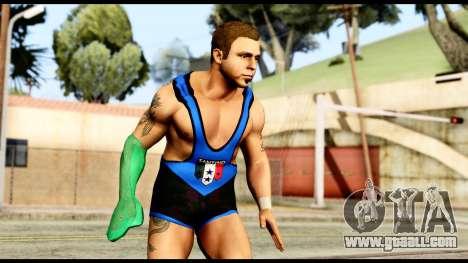 WWE Santino for GTA San Andreas