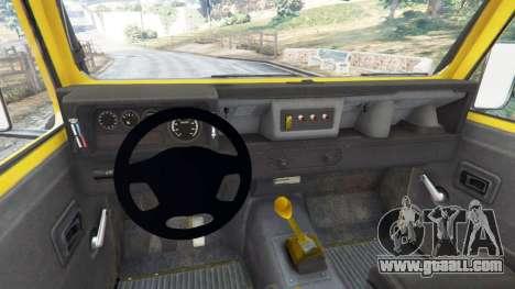 Land Rover Defender 90 1990 v1.1 for GTA 5