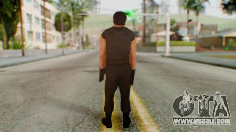 Dean Ambrose for GTA San Andreas third screenshot