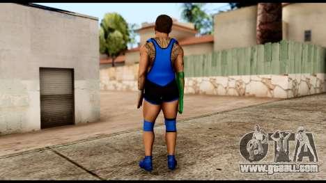 WWE Santino for GTA San Andreas third screenshot