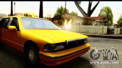 New Effects (IMFX, Shaders) for GTA San Andreas sixth screenshot
