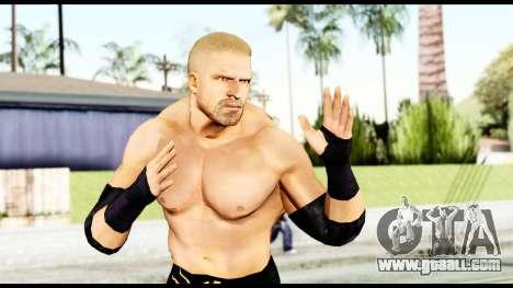 WWE Triple H for GTA San Andreas