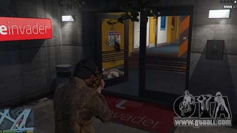 GTA 5 The Lifeinvader Heist