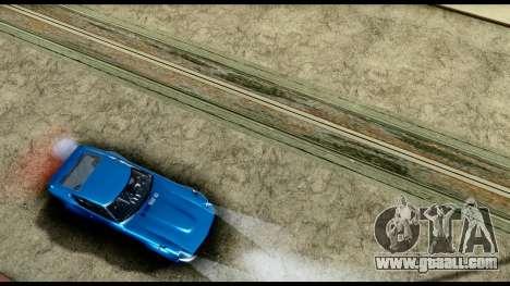 New HD Roads for GTA San Andreas fifth screenshot