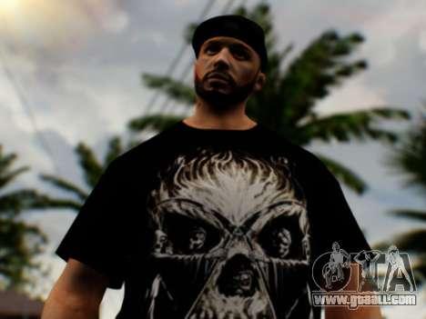 FOR-H Gangsta13 for GTA San Andreas third screenshot