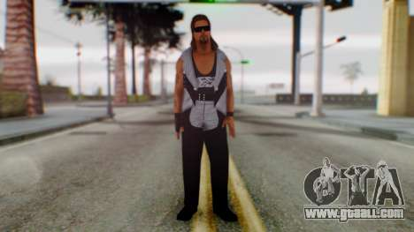 WWE Diesel 1 for GTA San Andreas second screenshot