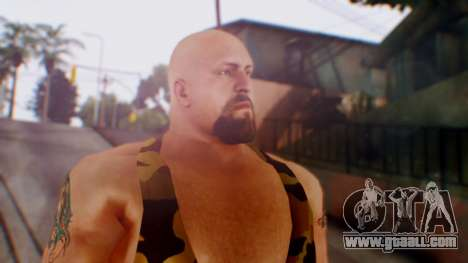 WWE Big Show for GTA San Andreas