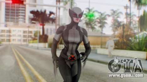 Marvel Heroes X-23 (All new Wolverine) v2 for GTA San Andreas