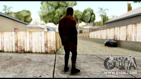 WWE Triple H for GTA San Andreas third screenshot