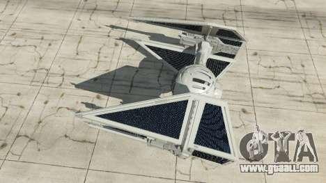 GTA 5 TIE Interceptor fourth screenshot