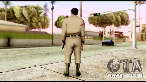 WWE Sgt Slaughter 1 for GTA San Andreas third screenshot