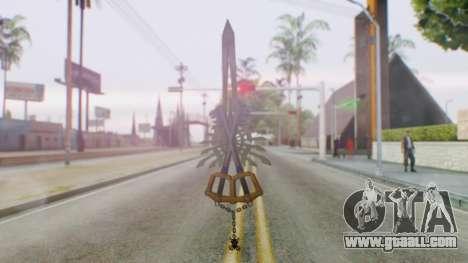KHBBSFM - X-Blade for GTA San Andreas second screenshot