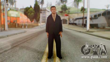 WWE Michael Cole for GTA San Andreas second screenshot