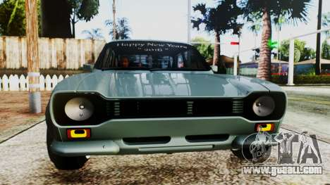 Ford Escort Mk1 for GTA San Andreas right view