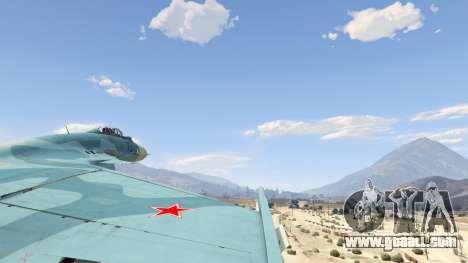 GTA 5 Su-33 fifth screenshot