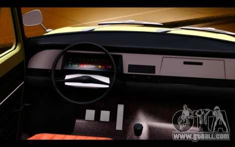 Skoda 100 for GTA San Andreas right view