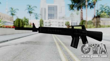 GTA 3 M16 for GTA San Andreas