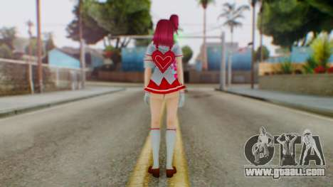Katagiri Kyoka for GTA San Andreas third screenshot