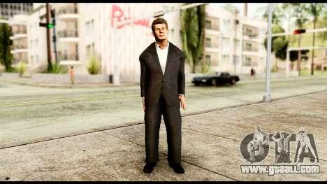 WWE Vince for GTA San Andreas second screenshot