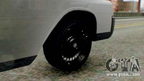 GTA 5 Vapid Chino Tunable IVF PJ for GTA San Andreas back left view